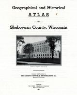 Title Page, Sheboygan County 1941